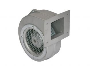 Ventilátor DP-140-ALU do kotla so sp.klapkou 230V 50Hz