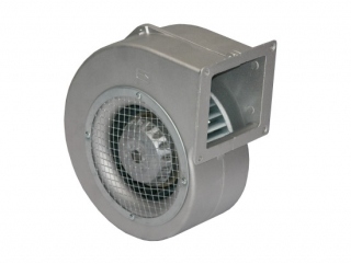 Ventilátor DP-160-ALU do kotla so sp.klapkou 230V 50Hz